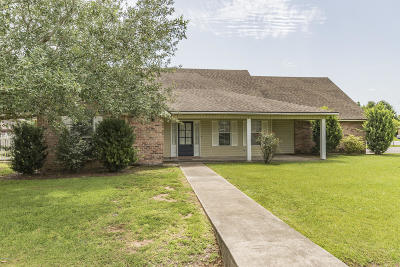 broussard Single Family Home For Sale: 202 Treat Drive