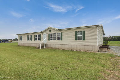 Arnaudville Single Family Home For Sale: 387 Nonc Lol Road