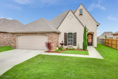 Broussard Single Family Home For Sale: 505 Birchview Drive