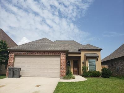 broussard Single Family Home For Sale: 116 Heathwood Drive