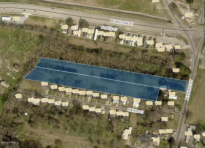 Lafayette Residential Lots & Land For Sale: 800 Blk N Pierce Street