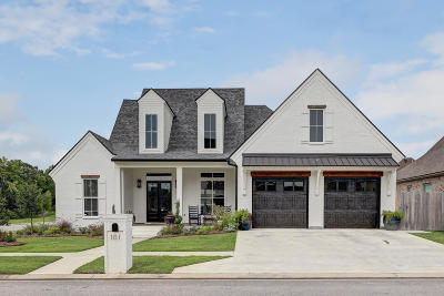 Lafayette Single Family Home For Sale: 101 Bancroft Drive
