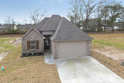 Carencro  Single Family Home For Sale: 135 Luxford Way