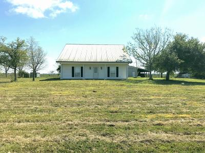Mamou Single Family Home For Sale: 2407 Old Hwy.13