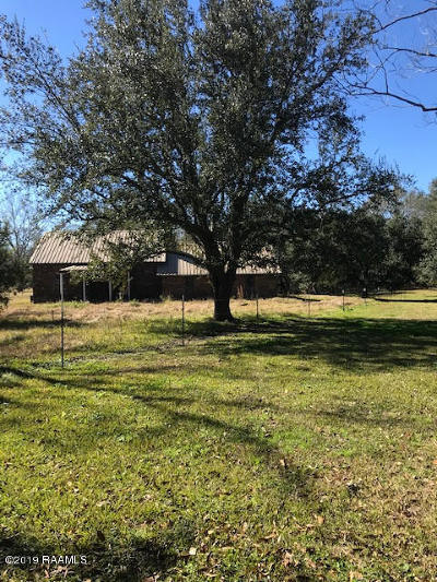 Charenton Single Family Home For Sale: 6423 Hwy 87