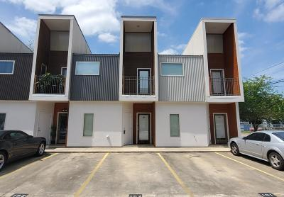 Lafayette Single Family Home For Sale: 113 Bayou St Unit 102