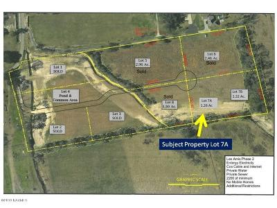 Youngsville Residential Lots & Land For Sale: 116 Waterway Drive