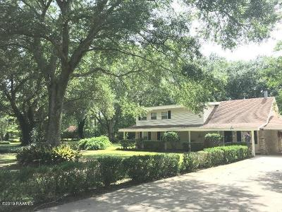 Eunice Single Family Home For Sale: 185 Andrus Lane