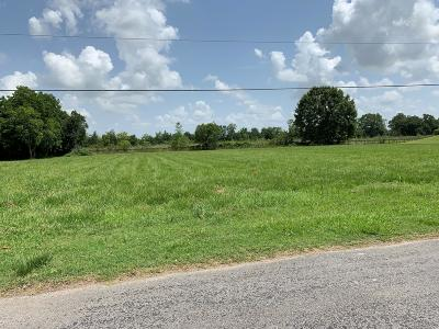 Vermilion Parish Residential Lots & Land For Sale: Bethany Road