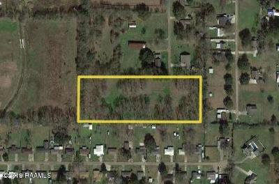 Carencro Residential Lots & Land For Sale: 300 Blk Kate Road