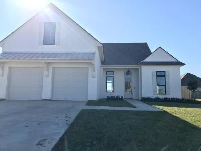 broussard Single Family Home For Sale: 604 Easy Rock Landing Drive