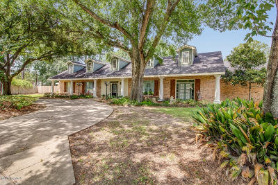 Lafayette Single Family Home For Sale: 101 Old Settlement