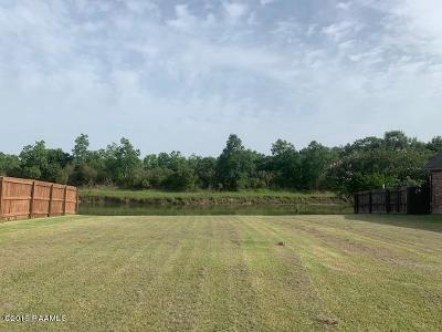 Youngsville Residential Lots & Land For Sale: 213 Rue Saint Barts