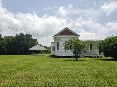 Arnaudville Single Family Home For Sale: 2461 Oscar Rivette Road