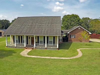 Opelousas Single Family Home Active/Contingent: 469 Meghan Drive