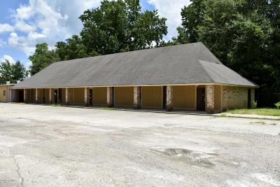Iberia Parish Commercial For Sale: 115 Hansel Street