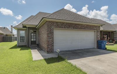 Youngsville Single Family Home For Sale: 507 Doloria Drive