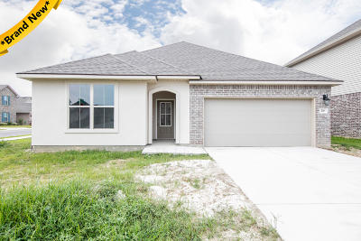 Youngsville Single Family Home For Sale: 210 Verger Drive