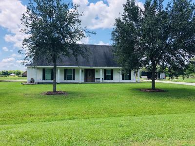 Breaux Bridge Single Family Home For Sale: 1061 Landry Road