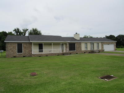 Abbeville Single Family Home For Sale: 2119 Sunshine Drive