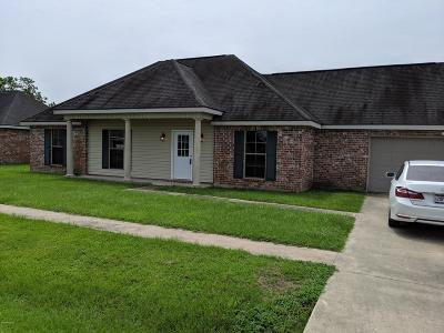 Breaux Bridge Single Family Home For Sale: 740 S Belle Circle