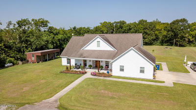 Church Point Single Family Home For Sale: 6729 Mire Highway