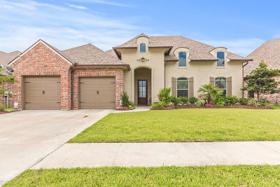 Youngsville Single Family Home For Sale: 206 Sabal Palms Row