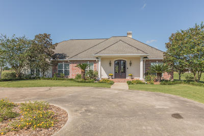 Crowley Single Family Home For Sale: 6091 Leger Road
