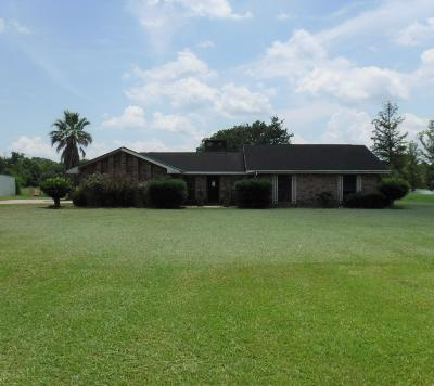 Breaux Bridge Single Family Home For Sale: 4360 Poydras Hwy