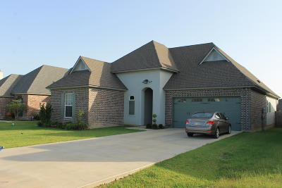 Lafayette Single Family Home For Sale: 302 Timber Bark Road