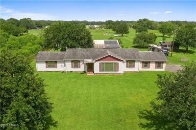 Jennings Single Family Home For Sale: 5568 Hwy 26