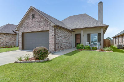 Youngsville Single Family Home For Sale: 800 Highland View Drive