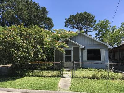 Patterson Single Family Home For Sale: 509 Park St Street