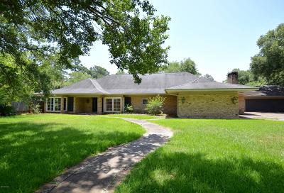 Opelousas Single Family Home For Sale: 219 W White Street