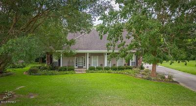 Opelousas Single Family Home For Sale: 2303 Sandalwood Drive