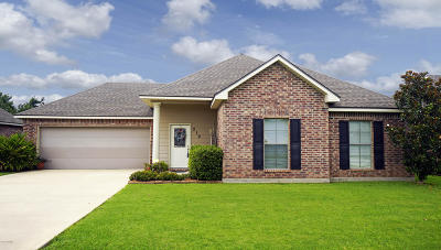 Youngsville Single Family Home For Sale: 219 Oak Hill Lane