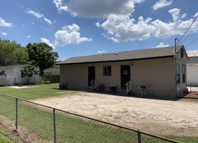 Lafayette Parish Single Family Home For Sale: 801, 803 Doc Prejean Street