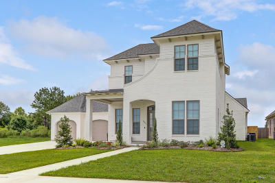 broussard Single Family Home For Sale: 503 Bronze Palm Way