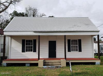 Iberia Parish Single Family Home For Sale: 118 S Corinne Street
