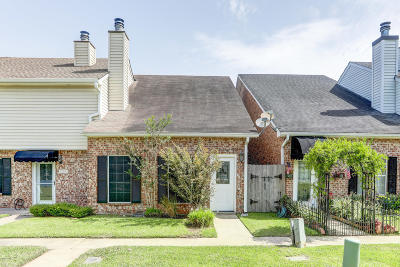 Youngsville Single Family Home For Sale: 1203 Carriage Light Loop #C