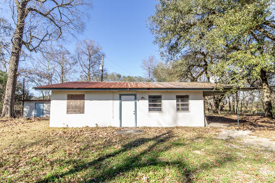 St. Martinville Single Family Home For Sale: 1055 Daisy Lane