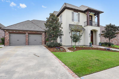 Lafayette Single Family Home For Sale: 204 English Gardens Parkway