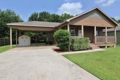 Duson Single Family Home For Sale: 103 Stoneridge Drive