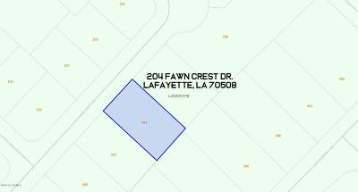 Lafayette Residential Lots & Land For Sale: 204 Fawn Crest Drive