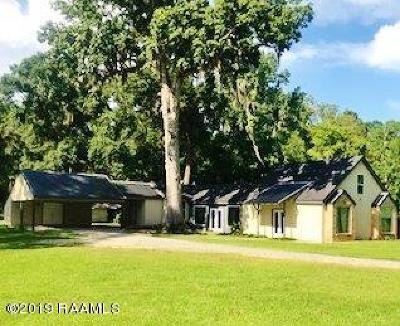 Vermilion Parish Single Family Home For Sale: 1902 Alcide Circle