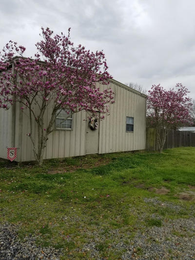 Opelousas Single Family Home For Sale: 1131 Hwy 103