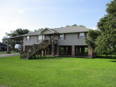 Vermilion Parish Single Family Home For Sale: 3327 Bethany Road