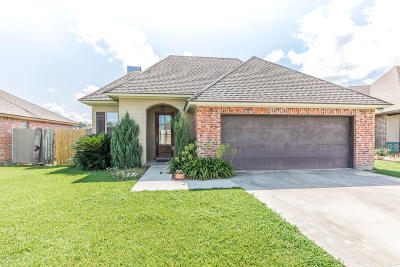 Youngsville Single Family Home For Sale: 103 Clint Lane