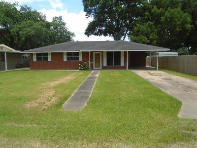 Eunice Single Family Home For Sale: 930 N 7th Street