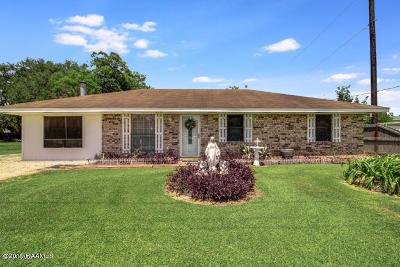 Scott Single Family Home For Sale: 115 N Bud Street